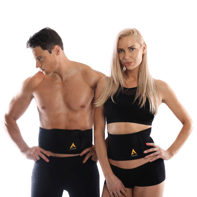 26628731b0c Agon Waist Tummy Trimmer Belt Brace Lower Back Trainer Support · Sports  Injuries