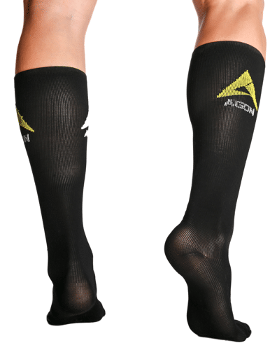 Agon best Compression Socks Leg Calf Feet Support Travel & Flights