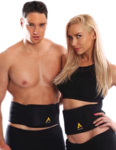 Agon Waist Tummy Trimmer Belt Brace Lower Back Trainer Support