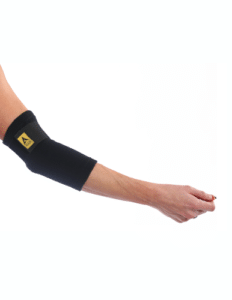 Agon Elbow Compression Sleeve Best Injury Support Brace Wrap