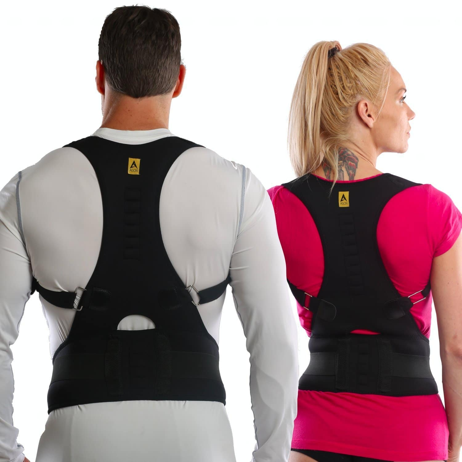 back posture brace Back Posture Brace | Cervical, Clavicle, Shoulder, Neck \u0026 Waist Support