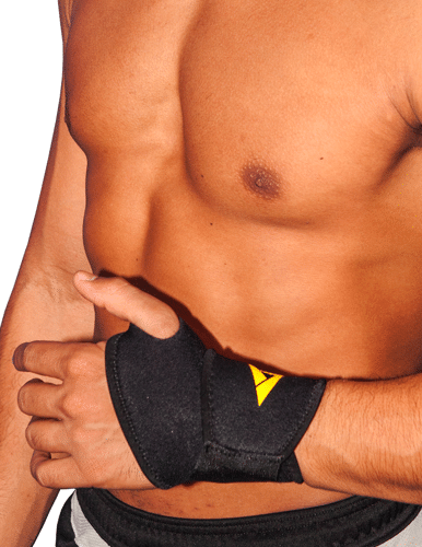 Agon wrist support band Injury Support Brace Carpal tunnel Splint Wrap