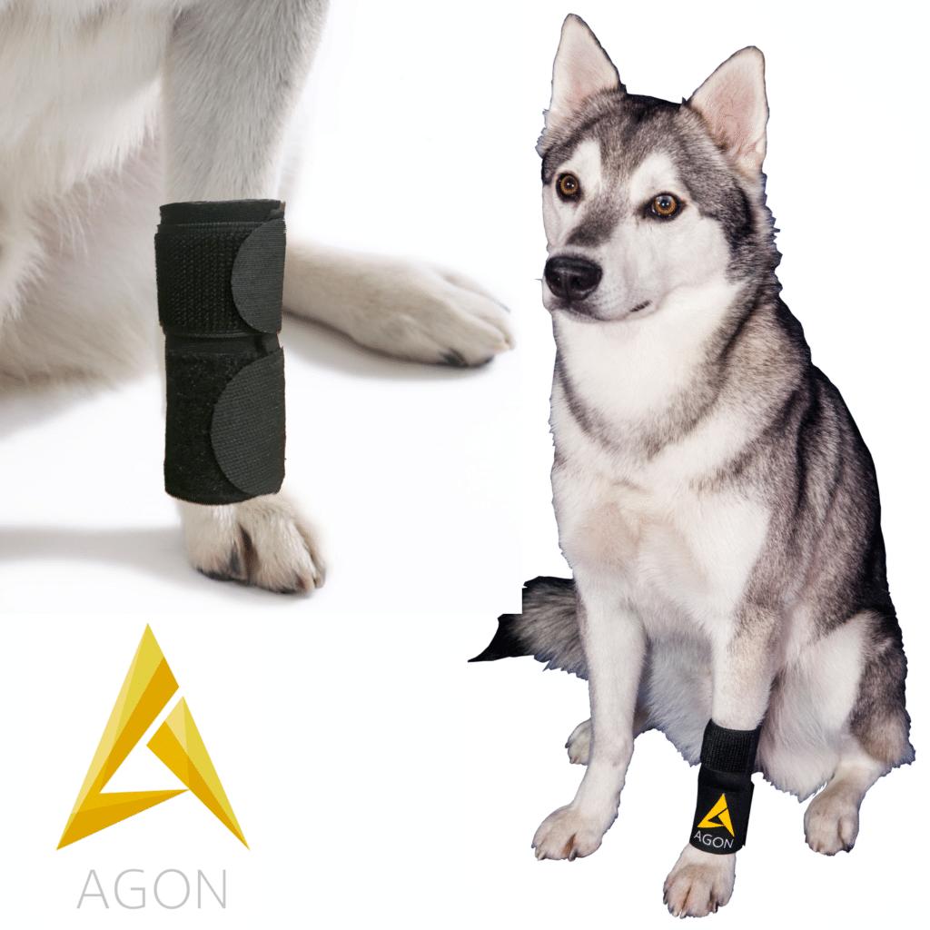 DS002Y Dog Leg Brace