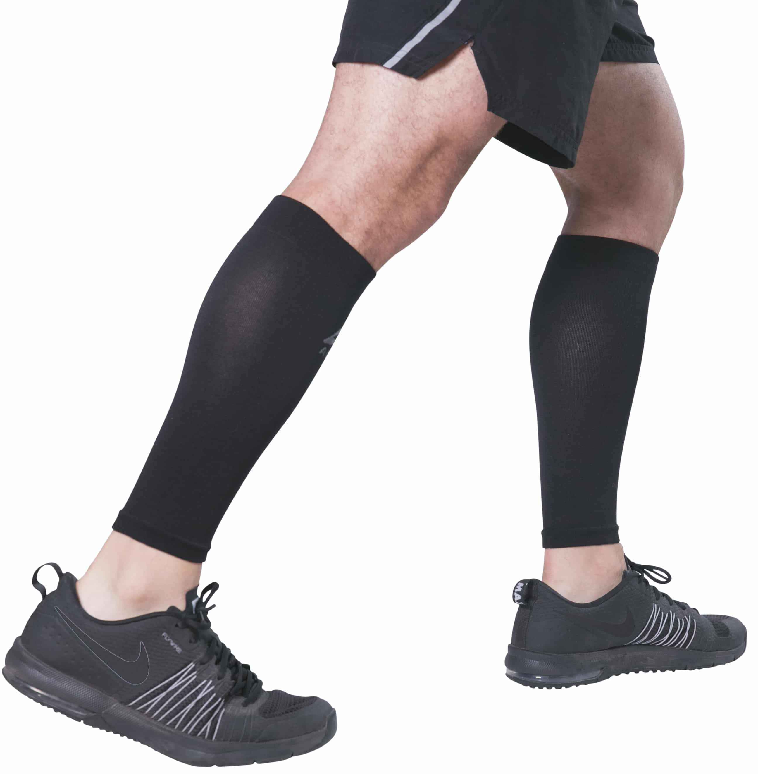 2 CALVES COMPRESSION SLEEVES BY AGON