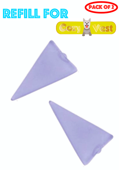 PAIR REFILL LAVENDER SCENT FOR COZYVEST