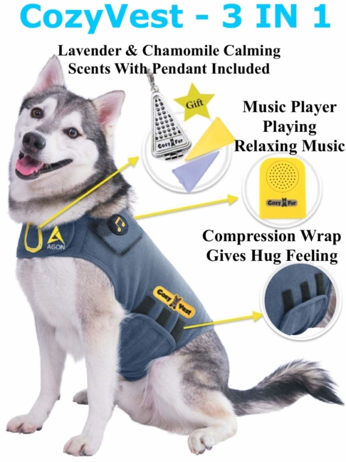 CozyVest DOG ANXIETY RELIEF